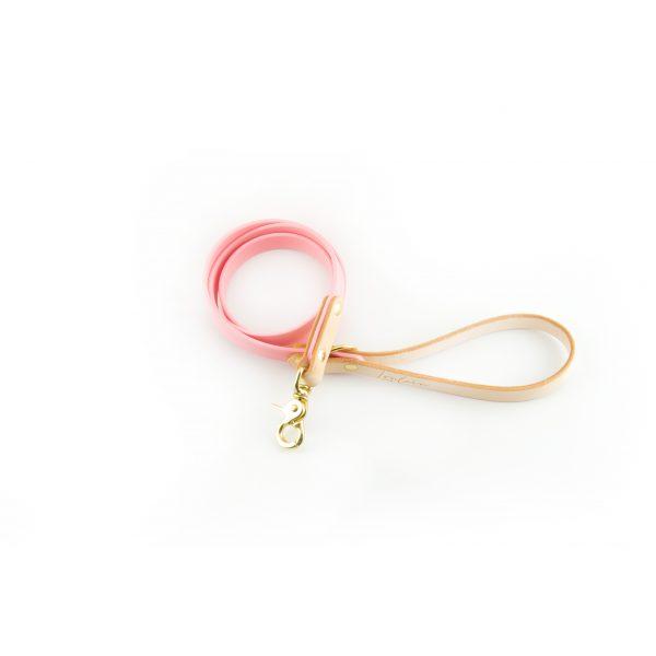 pastel rosa Leine